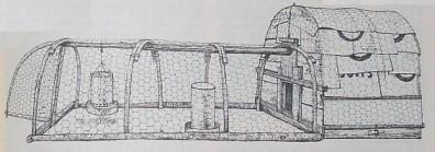 gallineromovil de John Seymoutrs