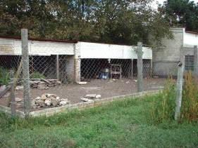 paredes gallinero