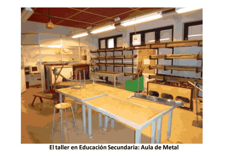 aula del metal