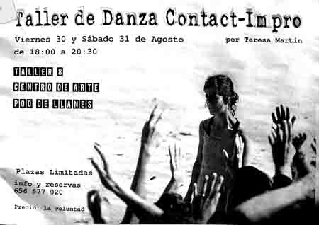 taller de danza