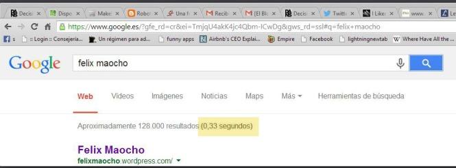 veliocidad de Google2