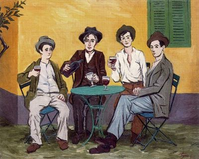 togores les beveurs 1931