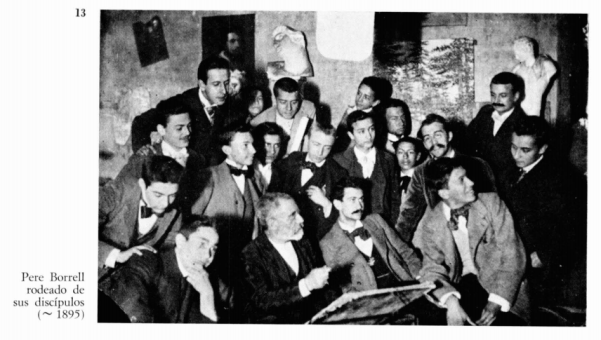 academia de pere borrel 1895