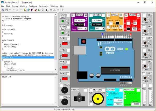Curso de arduino aprender a utilizar el simulador